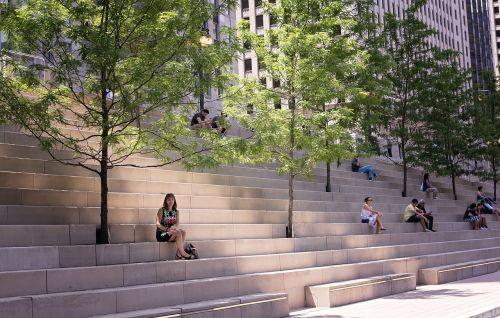 čigonai,laiptai,riverwalk,centro,miestas,laiptinė