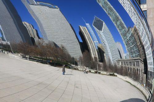 chicago mirroring distortion