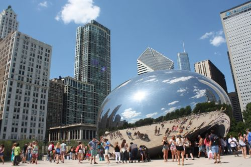 chicago bean cloud