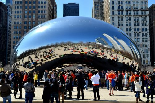 chicago bean bean arts