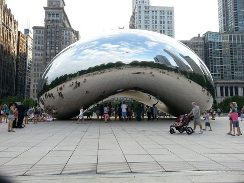 chicago bean chicago illinois