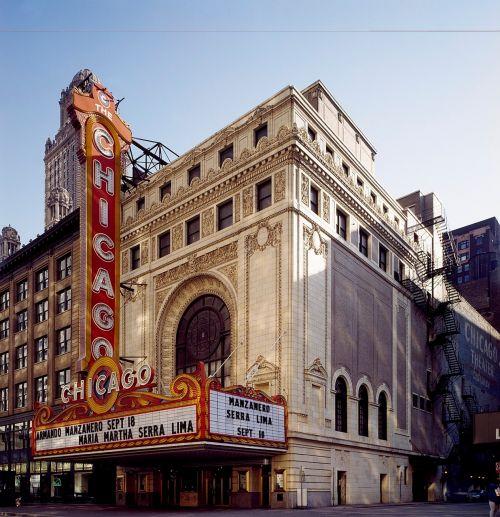 chicago theatre landmark chicago