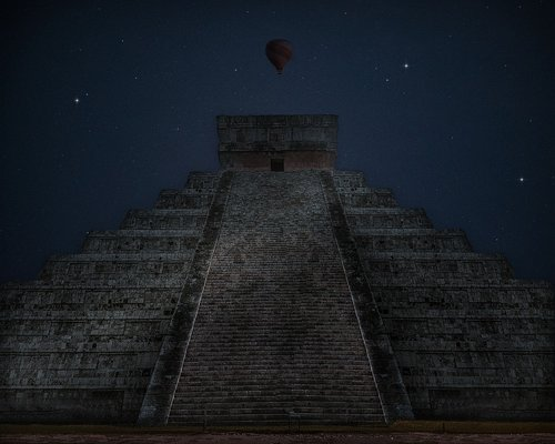 chichenitza  piramidedekukulcan  elcastillo