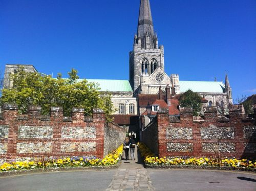 chichester city cathedral