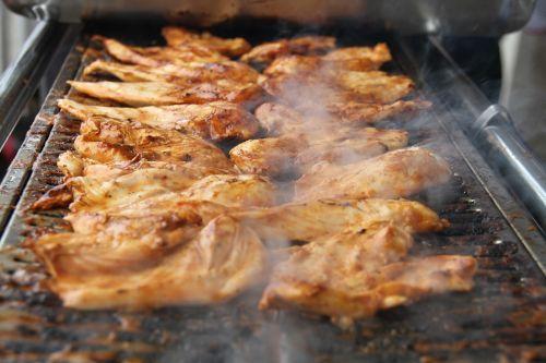 chicken bbq summer