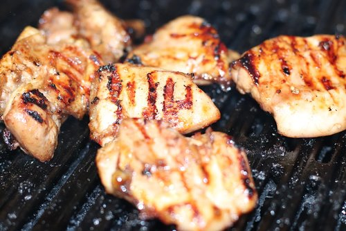 chicken  grill  barbeque