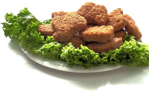 chicken nuggets poultry meat