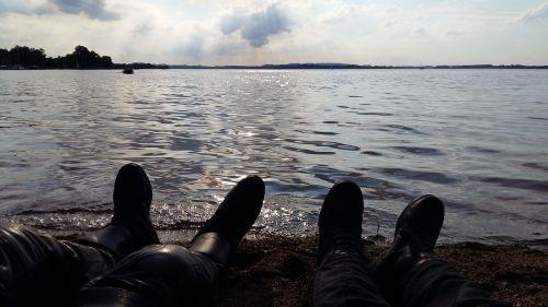 chiemsee bavaria relax