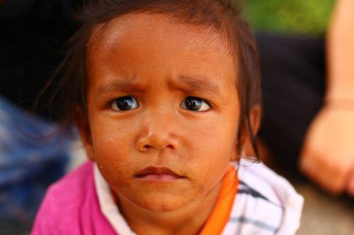 child sad sad child