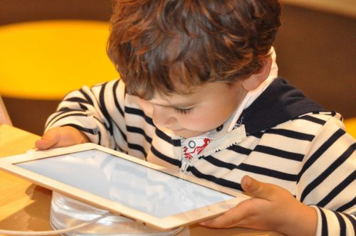 child tablet technology