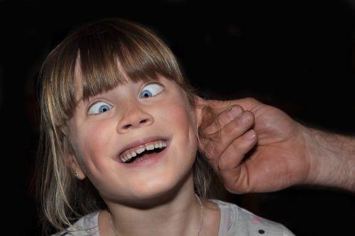 child girl face