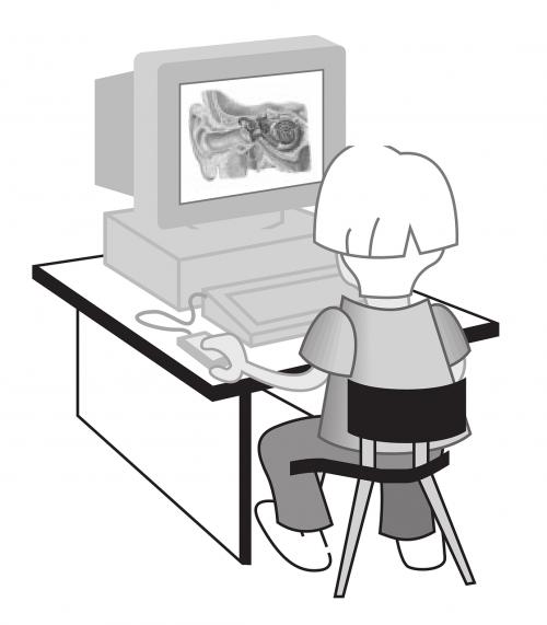 child kid computer