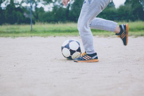 child football play