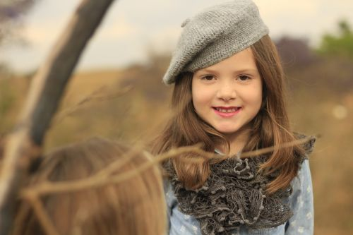 child beret cold