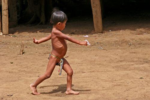 child boy panama