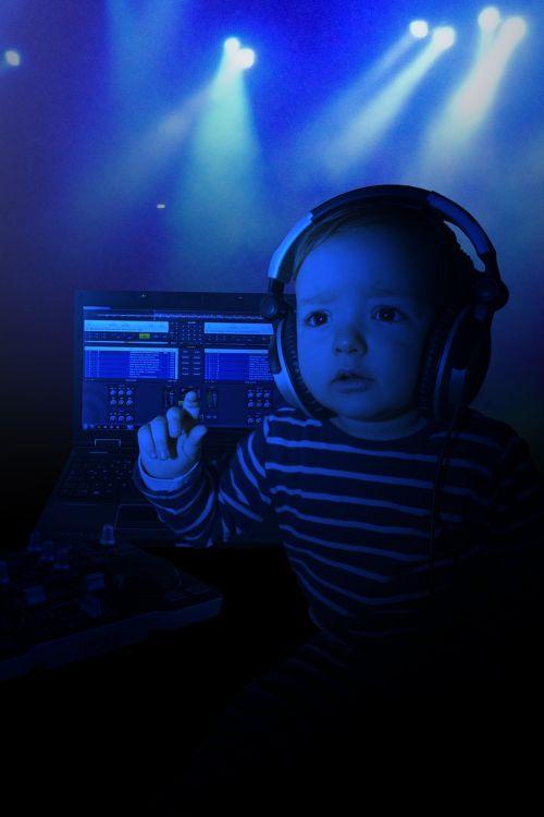 child baby music