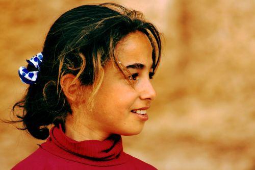 child portrait girl