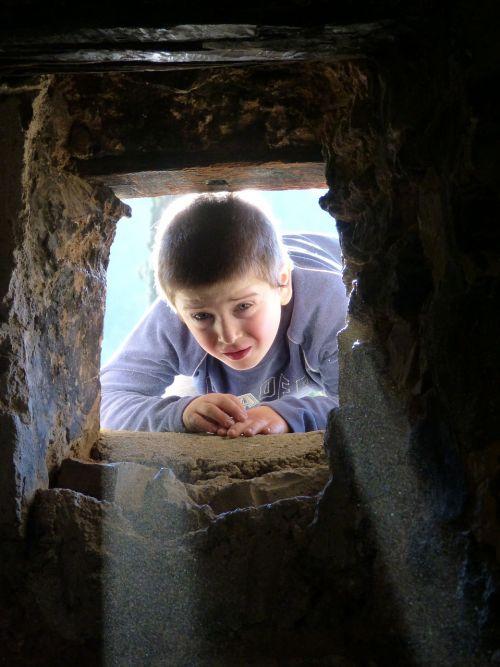 child window enter