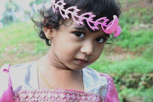 child cute portrait