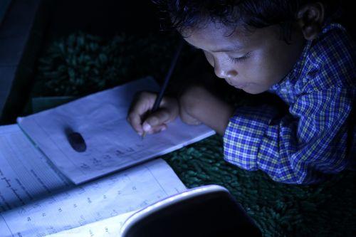 child human night life