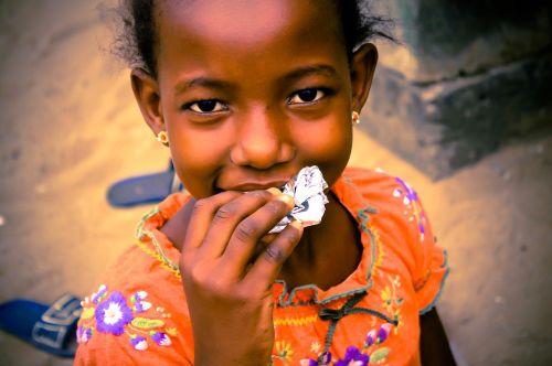 child girl happiness