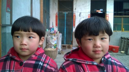 child twin simple