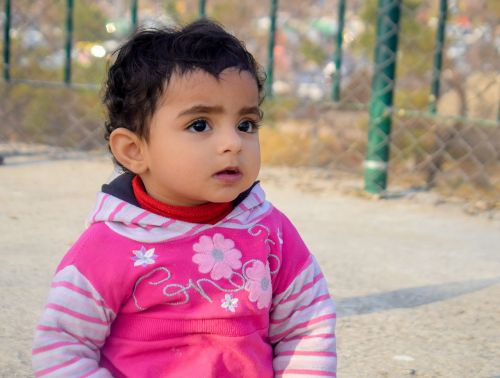 child baby infant