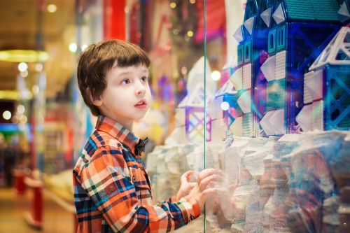child shop shopping center