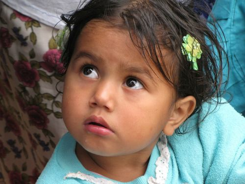 child honduras cute