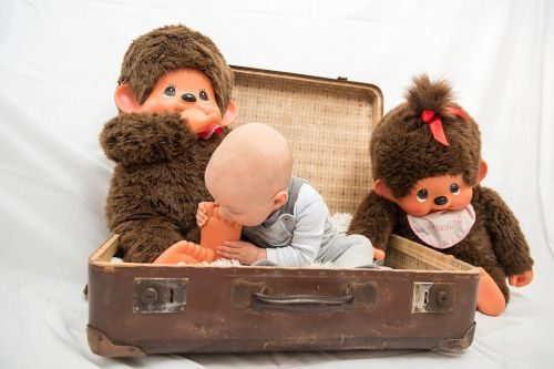 child soft toys cute