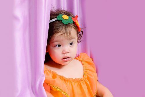 child small cute