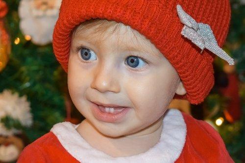 child  people  cap