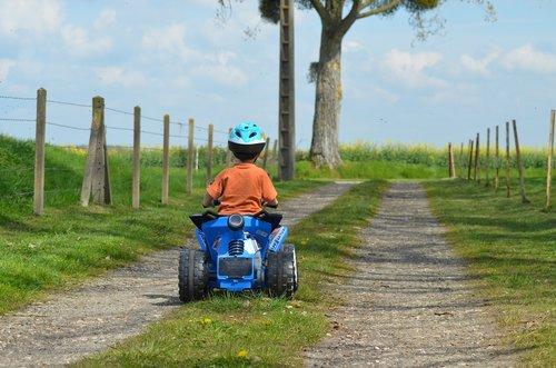 child  quad  outdoor games