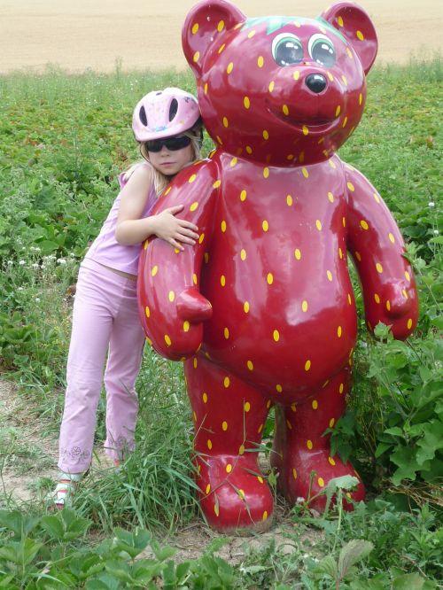 child girl bicycle helmet