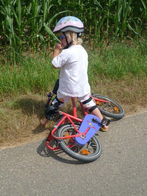 child bicycle helmet bike