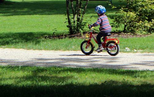 child wheel drive