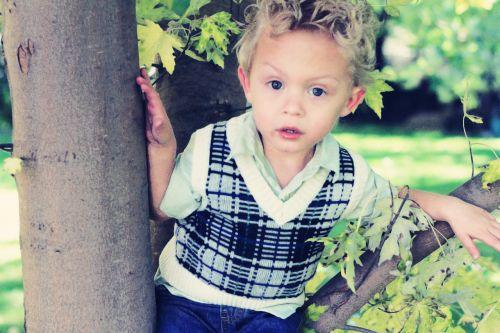child portraits boy