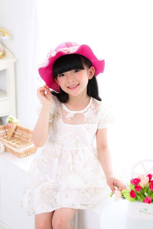 child girls portrait