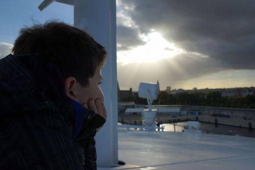 child ray of hope expectation