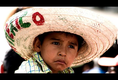 child mexico infected children