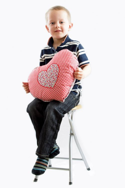 Child And Heart