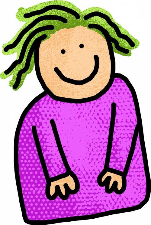 Child Doodle