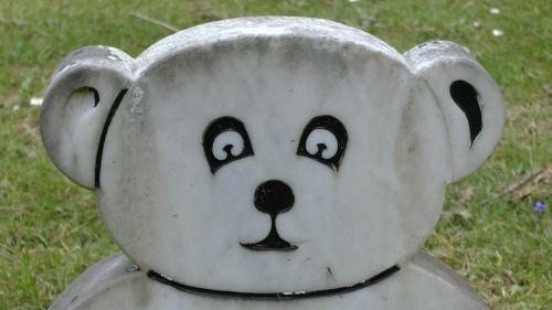 Child's Grave Headstone