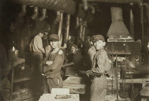 child labour children industry