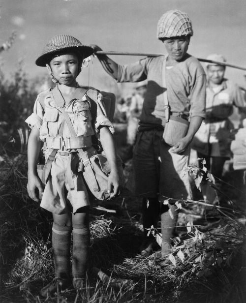 child soldiers war china