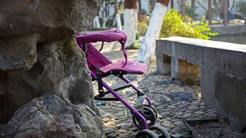 childlike stroller hide