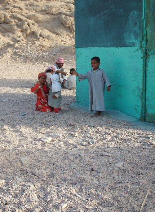 vaikai,žaisti,dykuma,kūdikis,Egiptas,karštas,hurgada