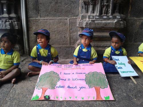 children activists the environment