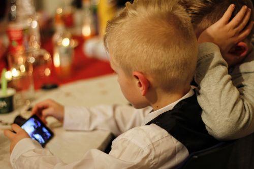 children mobile phone smartphone