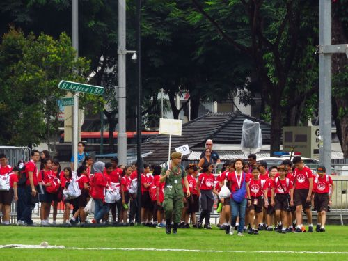 children school sports